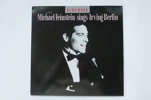 Michael Feinstein - Sings Irving Berlin (LP)