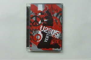 U2 - Vertigo / Live from Chicago (DVD)