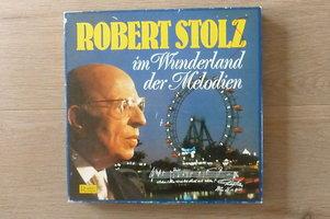 Robert Stolz - Im Wunderland der Melodien (9 LP)