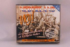 Nederland Vrij! - 28 liedjes uit de periode '40-'45 (2 CD)