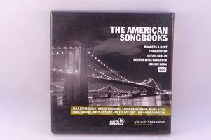 The American Songbooks (5 CD)
