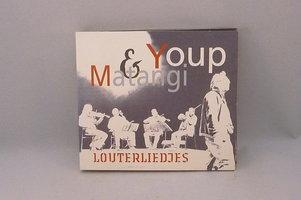 Youp van 't Hek & Matangi - louterliedjes ( CD + DVD)