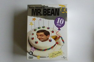 Rowan Atkinson in Mr. Bean - 10 jaar (3 DVD)