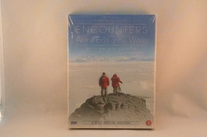 Werner Herzog - Encouters at the End of the World (2 DVD) Nieuw