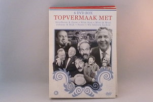 Topvermaak met (6 DVD Box)