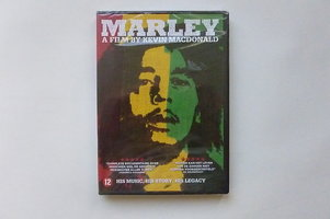 Marley - A Film by Kevin Macdonald (DVD)Nieuw