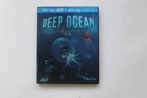 Deep Ocean Experience 3D ( Blu-ray 3D+Blu-ray)