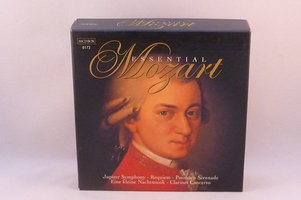 The Essential Mozart (10 CD )