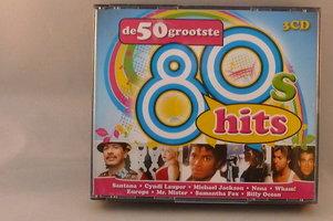 De 50 Grootste 80's Hits (3 CD)