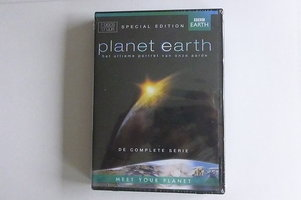 Planet Earth - De Complete Serie / Special Edition (7 DVD) Nieuw