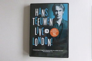Hans Teeuwen - Live in London! (DVD)