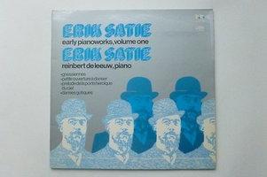 Reinbert de Leeuw - Erik Satie volume one (LP)