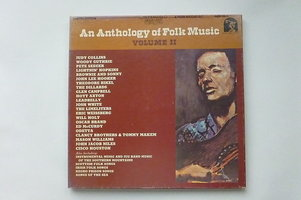 Various ‎– An Anthology Of Folk Music – Volume II (4 LP)