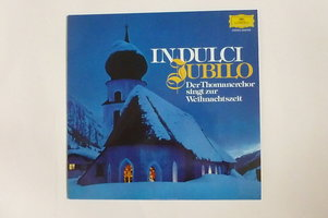 In dulci Jubilo - Der Thomanerchor (LP)