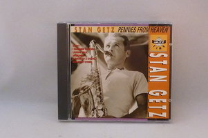 Stan Getz - Pennies from Heaven