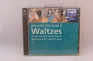 Johann Strauss II - Waltzes / Willi Boskovsky (2 CD)