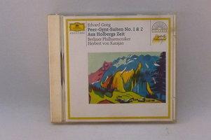 Grieg - Peer Gynt Suiten 1 & 2 / Herbert von Karajan