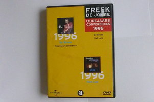 Freek de Jonge - Oudejaars Conferences 1996  (DVD)