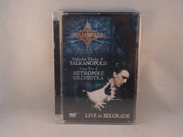 Balkanopolis - Live in Belgrade (DVD) Nieuw