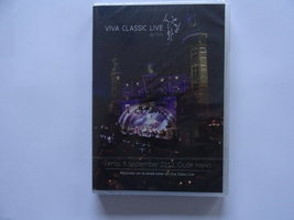 Viva Classic - Live  (DVD) Nieuw
