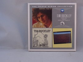 Tim Buckley - The Triple Album Collection (3 CD)nieuw