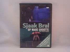 Sjaak Bral - op ware grootte (CD + DVD)
