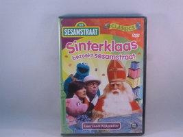 Sesamstraat Sinterklaas bezoekt Sesamstraat ( DVD) Nieuw