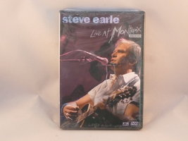 Steve Earle - Live at Montreux  (DVD)Nieuw