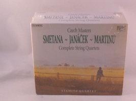 Stamitz Quartet - Complete String Quartets / Czech Masters (5 CD) Nieuw