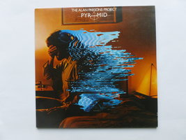 The Alan Parsons Project - Pyramid (LP) England