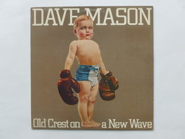 Dave Mason - Old Crest on  a new Wave (LP)
