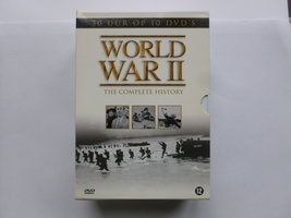 World War II - The complete History (10 DVD)