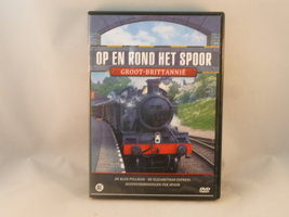 Op en Rond Het Spoor - Groot Brittannië (2 DVD)