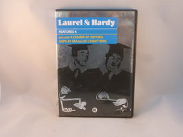 Laurel & Hardy - 2 DVD Box Features 4 (dig. rem)
