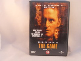 The Game - Michael Douglas (DVD)
