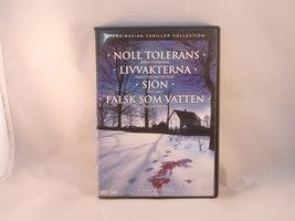 Noll Tolerans, Livvakterna, Sjon, Falsk som vatten (2 DVD)