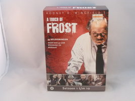 A Touch of Frost - Seizoen 1 t/m 10 (16 CD Box)