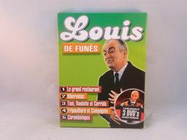 Louis de Funes (3 DVD Box)