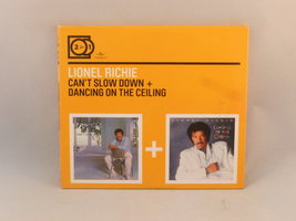 Lionel Richie - Can't slow down+Dancing on the ceiling (2 CD)