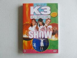 K3 - en het Heksenexamen (DVD)