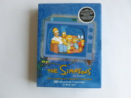 The Simpsons - The Complete Fourth Season (4 DVD)