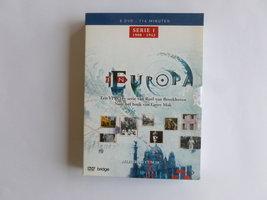 Europa - Serie 1 afl. 1 t/m 18 (5 DVD)