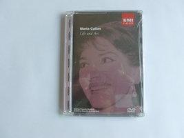 Maria Callas - Life and Art (DVD) Nieuw