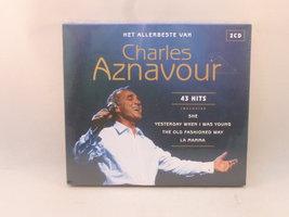 Charles Aznavour - Het Allerbeste van (2 CD) Nieuw