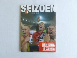 Feyenoord - Seizoen 2015-2016 (DVD) Nieuw
