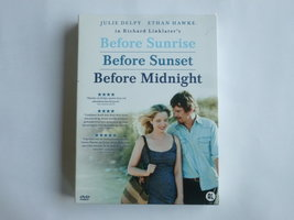 Before Sunrise, Before Sunset, Before Midnight (3 DVD)