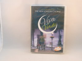 The New London Chorale - Viva Verdi (DVD) Nieuw