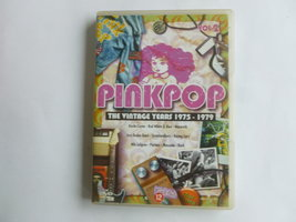 Pinkpop - The Vintage Years 1975-1979 (DVD)