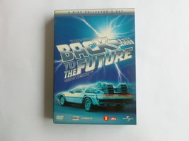 Back to the Future (4 DVD)