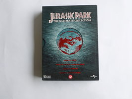 Jurassic Park - The Ultimate Collection (4 DVD)